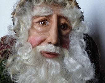 Father Christmas, Old World Santa, Victorian Santa