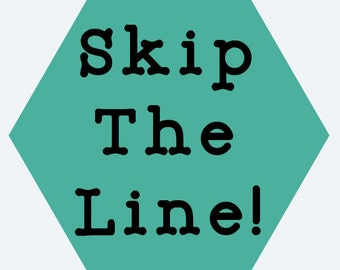 Skip The Line Add On
