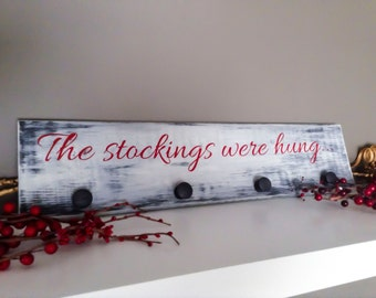"""Shop """"stocking holder"""" in Home Décor"""