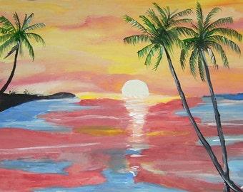 Sunrise Art