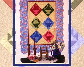 Twin quilt pattern Etsy