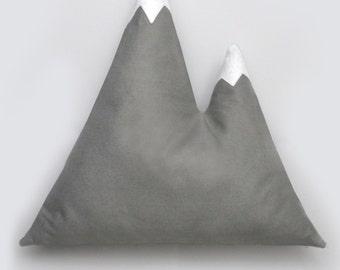 Grey Mountain Cushion