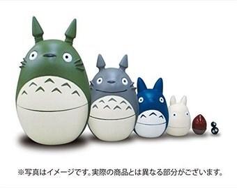 Studio Ghibli TOTORO Matryoshka Set