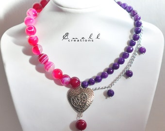 "Necklace ""Lovely Simple"""