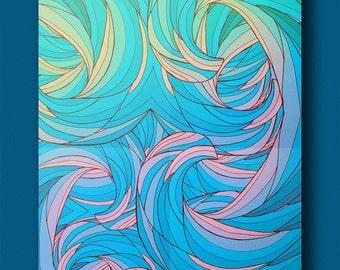 Sunlight Waves