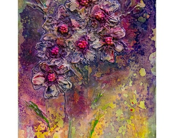 Jill Wright Art Limited Edition Print - 'Bloomin' Lovely'
