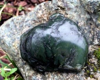 Big Sur Jade Specimen