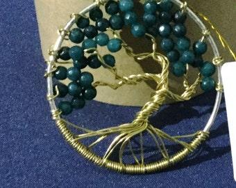 Tree of life-green jade Petroleum