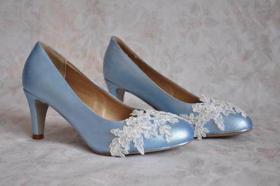 Wedding shoes blue wedding shoes light blue pumps blue bridal