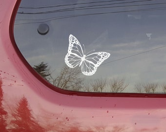 Cute Car Decals Etsy - Vinyl car decals for windows