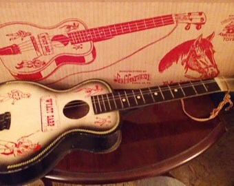 Wyatt Earp guitar