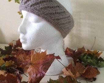 The Holly knitted Ear Warmer Headband