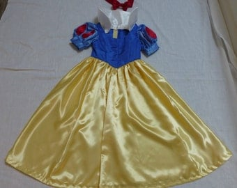Snow White Costume/Snow White Dress/Princess Snow White/Size 5/6