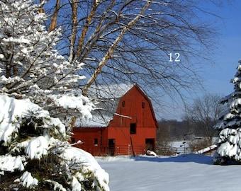 Hoosier Winter