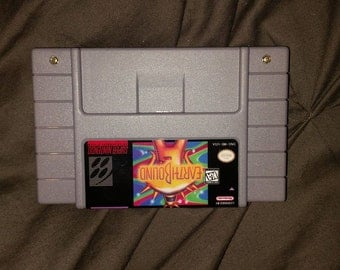Earthbound snes repro