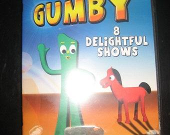 Classic Gumby & Pokey DVD