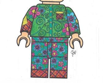 Lego guy!