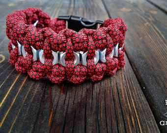 Paracord Hex Nut Survival Band