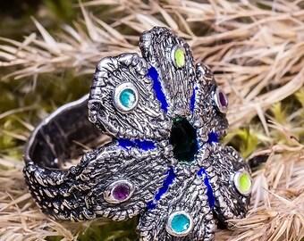 Ring peacock eye