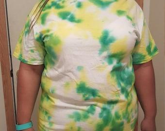 Leaf Tie Dye T-Shirt