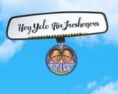 Dwight Schrute Air Freshener - Car Freshener - Dwight for President