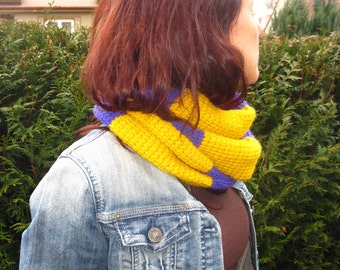 scarf without ending
