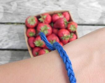Adjustable Friendship Bracelet - Braided