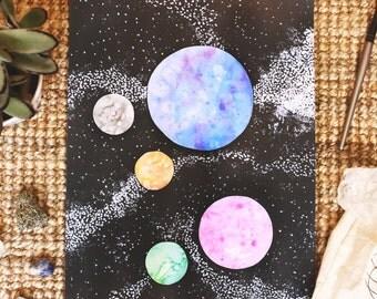 PRINT - Solar System