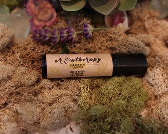 Lemongrass| Essential oil blend 10 ml roll on bottle