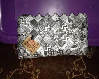 Paper Clutch Bag