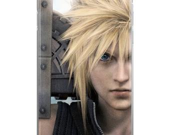 Final Fantasy VII: Advent Children Cloud Strife iPhone Case