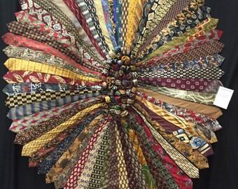 Men's tie Quilt