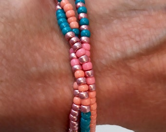 Summers bracelet, set of 3.