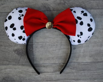 101 Dalmatian Inspired Mouse Ears