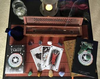 Tarot Reading (Wild Unknown Deck)