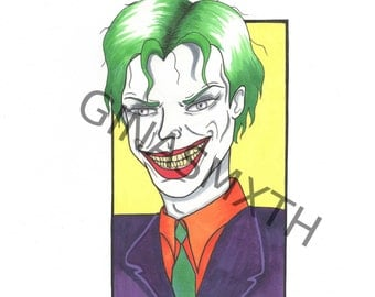 The Joker Small Print
