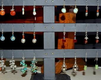 Dozen Handmade Earrings to Match Everything