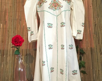 Indian Style Sun-Dress