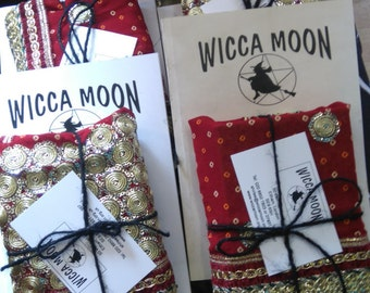 Wicca Moon Tarot cards :-Limited Edtion -Hand Wrapped Free Postage and Packing in UK