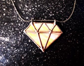 Glass Jewel Tiffany