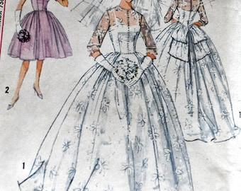 Vintage Simplicity Printed Pattern# 4892