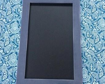 Slate Gray Chalk Board