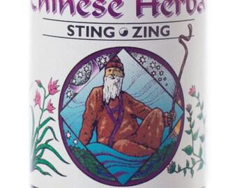 Chinese Herbal - Sting Zing