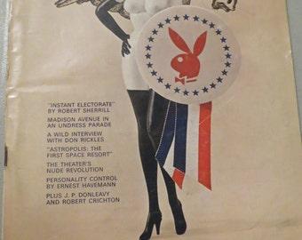 Vintage Playboy November 1968 Magazine