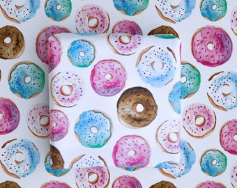 Sweet Donut Gift Wrap