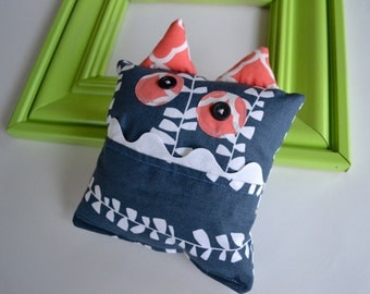 Items similar to Pirate Monster Tooth Fairy Pillow--Made to Order--Handmade OOAK--Pirate on Etsy