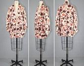 haori / vintage kimono / silk jacket / SANGRIA silk kimono