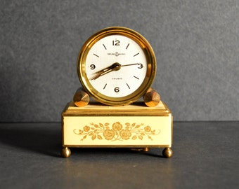 Reuge Music 7Rubis Alarm Clock & Musical Box -MADE IN SWITZERLAND - Doctor Zhivago Musical Theme