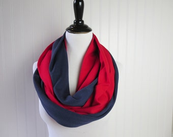 Indians Scarf - Cleveland Scarf - Patriots Scarf - New England Patriots Scarf - Washington Nationals -St. Louis Cardinals