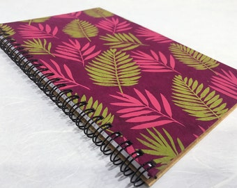 2018 Small Daily Planner - Reds & Pinks Part 1 - Appointment Book - CHOOSE YOUR COVER